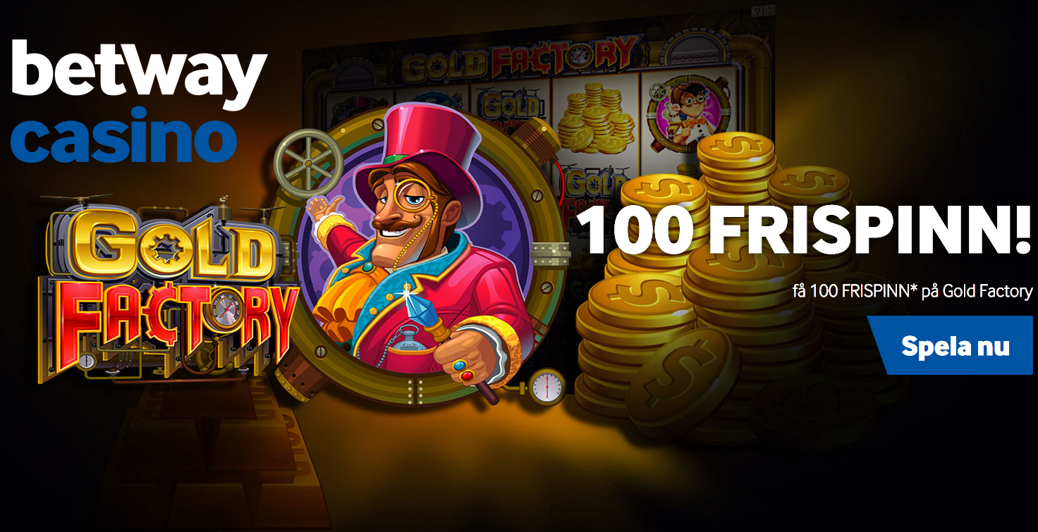 betway 100 freespins