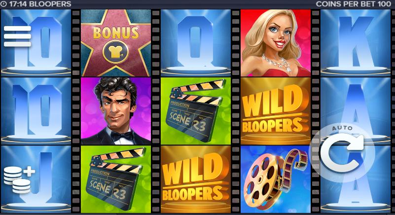 spelet bloopers från elk studios