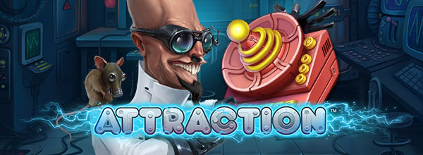 Attraction-free-spins