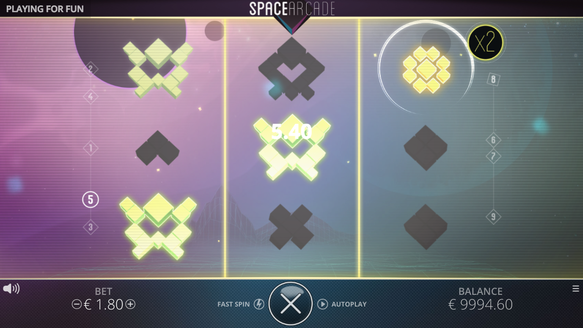 Space-Arcade-Slot-Multiplier-Up-Feature
