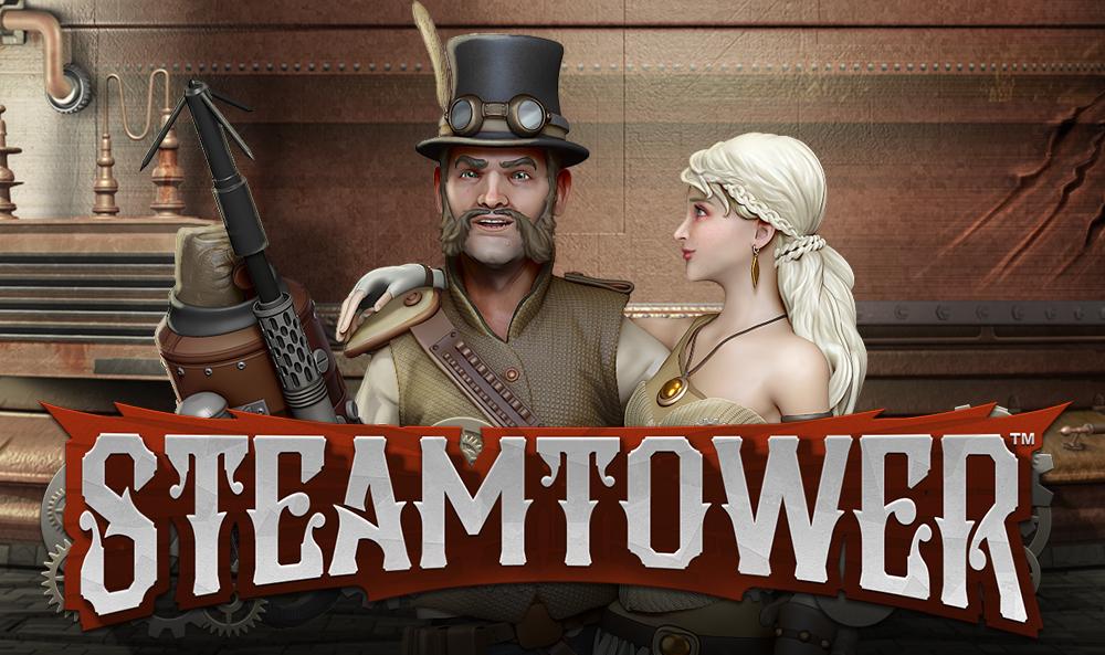 SteamTowerSlotsNetent