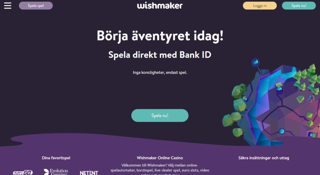 Wishmaker lobby