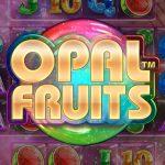 20 sommar free spins utan insättning i spelautomaten Opal Fruits hos LeoVegas