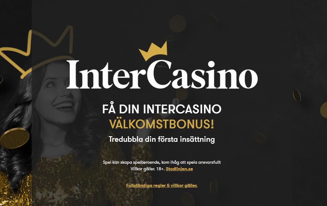 Intercasino lobby 2019