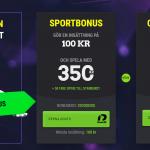 50 free spins utan omsättning i Starburst + 1500kr