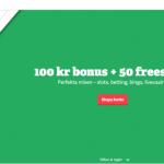 100 omsättningsfria free spins i Thunderbar värda 2kr per snurr